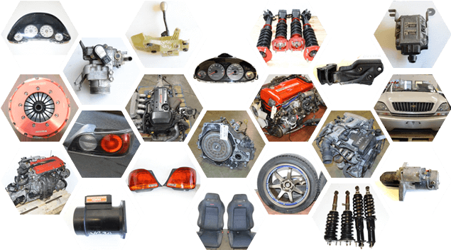 Largest Used JDM Engines, Motors, Japanese Auto Parts And