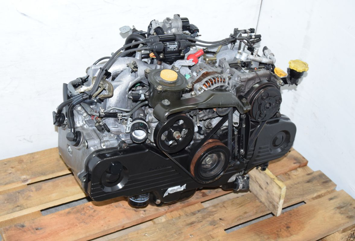 JDM 99-05 SUBARU IMPREZA EJ20 SOHC 2 0 ENGINE REPLACEMENT FOR EJ25