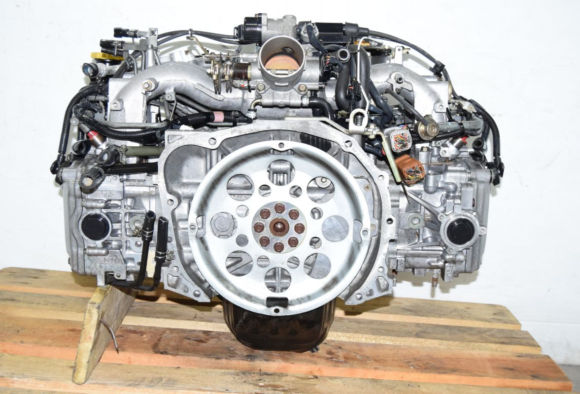 JDM 99-05 SUBARU IMPREZA EJ20 SOHC 2 0 ENGINE REPLACEMENT FOR EJ25