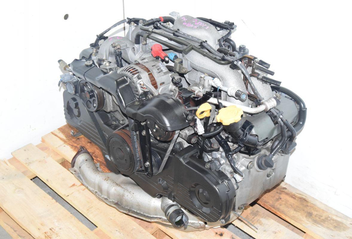 JDM 00-05 SUBARU IMPREZA, FORESTER, LEGACY EJ25 2 5L SOHC ENGINE