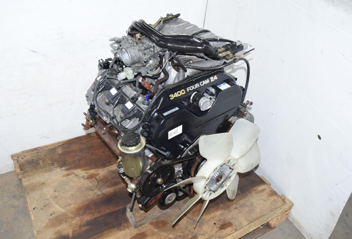 Toyota JDM 5VZ Engine 3 4L 1996-2002 4Runner T100 Tacoma 5VZ-FE