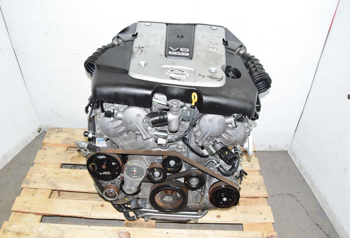 JDM 2009-2013 NISSAN 370Z/ INFINITI G37 VQ37VHR 3 7L VVEL ENGINE